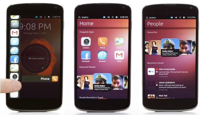 aggiornamento Ubuntu Touch